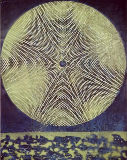 Galaxis Max Ernst
